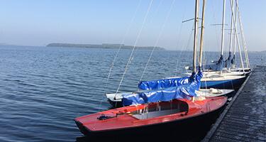 Oranjeplaat zeilboot huren