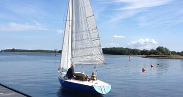 Sailer zeilboot huren